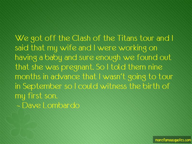 Quotes About Having A Baby Son Top 6 Having A Baby Son Quotes From
