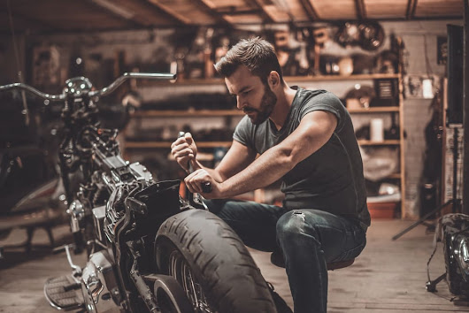 4 Best Tips When Washing Your Motorcycle With Pressure Washer