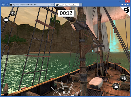 Easy accelerated 3D Games in a browser with JavaScript and WebGL using Three.js or Babylon.js - Scott Hanselman