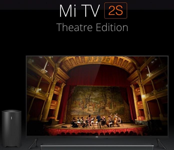Versão Theatre Edition conta com sistema de som exclusivo (Foto: Divulgação/Xiaomi)