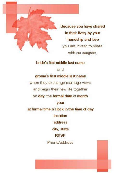 wedding invitation verses   wedding invitation wording
