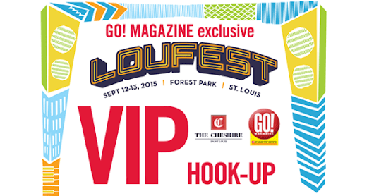 LouFest 2015 VIP Hook-Up
