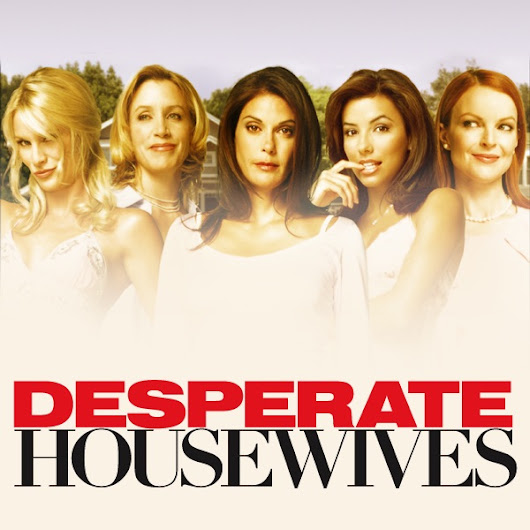 Amando a série Desperate Housewives