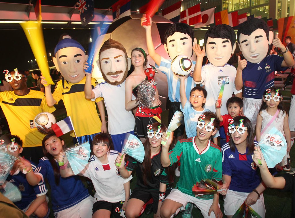 world cup 2010 harbour city
