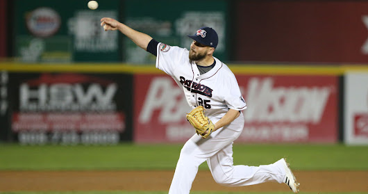 Somerset Patriots Re-Sign RHP Kyler Newby