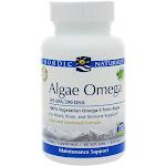 Nordic Naturals Algae Omega - 60 count