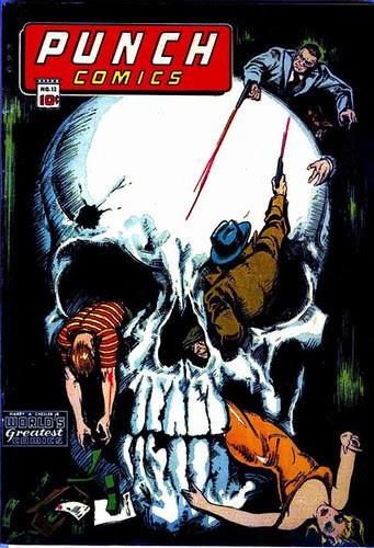 Punch Comics 12  (1944)
