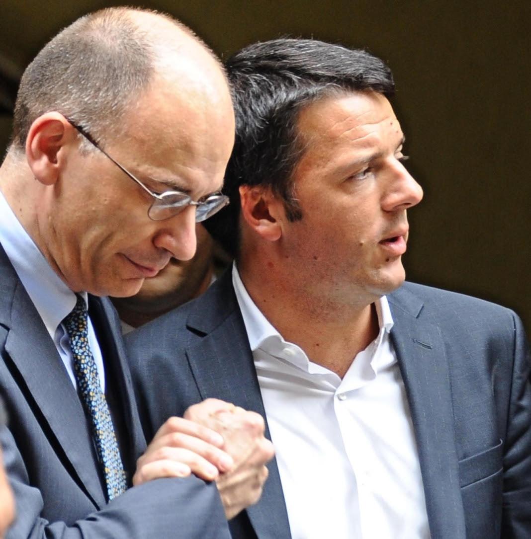 """Letta teme una crisi immediata:""""Renzi sta rilanciando Berlusconi"""""""