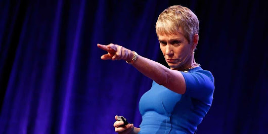 Barbara Corcoran was originally rejected from 'Shark Tank' in favor of a 'busty blonde half her age'