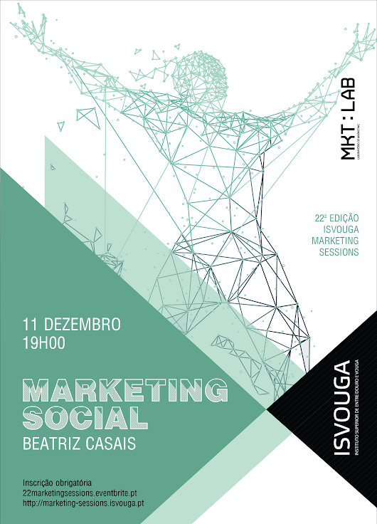 Marketing Social – 22ª ISVOUGA Marketing Session