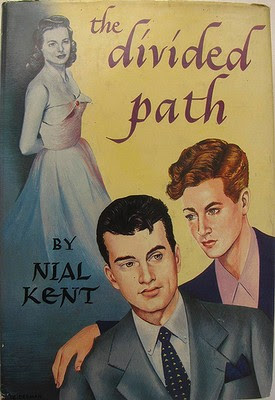Cover of The Divided Path by Nial Kent
