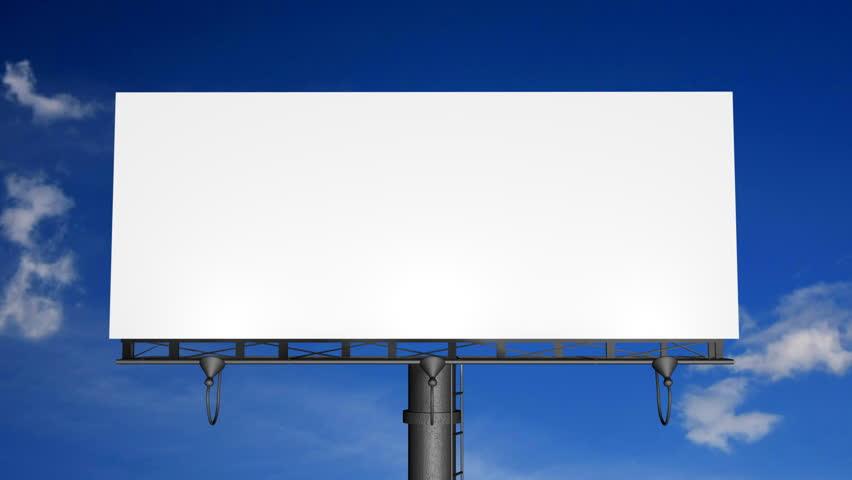 Billboard Stock Footage Video - Shutterstock
