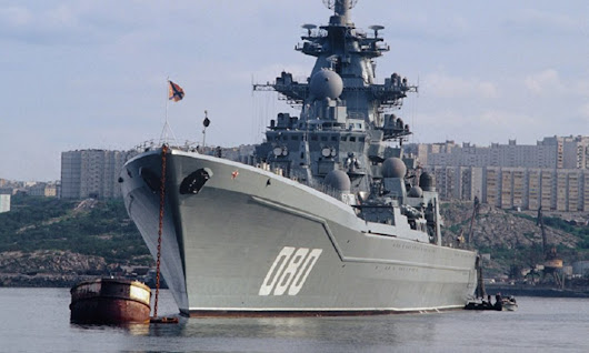 The Project 11442M Admiral Nakhimov Battlecruiser Enters Trials in 2020, Heavily Upgraded