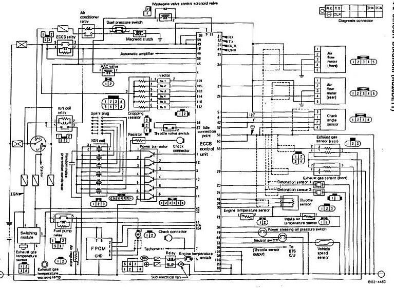 Rb26 Engine Wiring Diagram