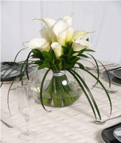 Wedding Center Piece Calla Lily 3   Flower, event, wedding