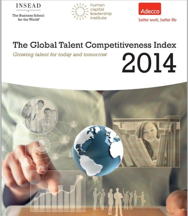 Informe Global Talent Competitiveness Index 2014