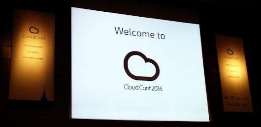 Cloud Conf 2016: Isolation, IoT, Serverless Applications, Automation - MV Associati Blog