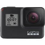 GoPro - HERO7 Black Live Streaming Action Camera - Black