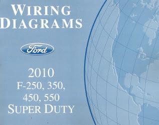 Fordf250 Repair Service Owners Manuals