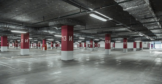 The Benefits of Parking Garage Power Washing - North Texas Pro Wash