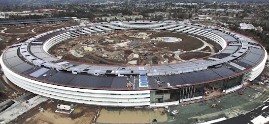 Steve Jobs Wanted a Spaceship Headquarters. 6 Years and Billions Later, It's Nearly Finished