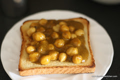 bread channa