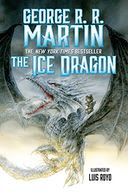 The Ice Dragon by George R. R. Martin: Book Cover
