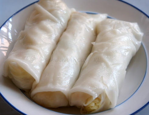 Steamed Rice Noodles - parcels