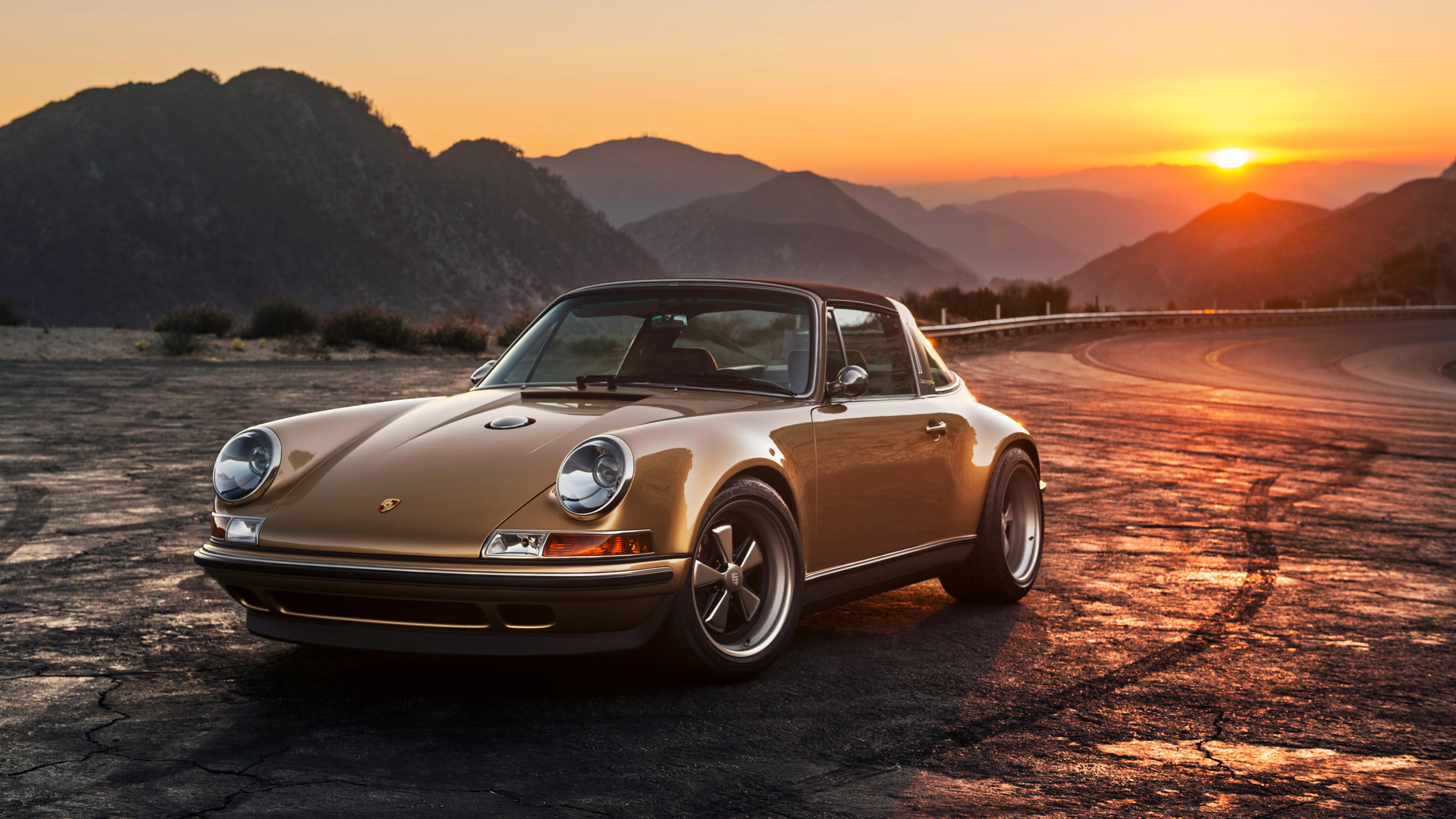 Supercar Wallpaper 2015 Singer Porsche 911 Targa Wallpaper Hd Car Wallpapers