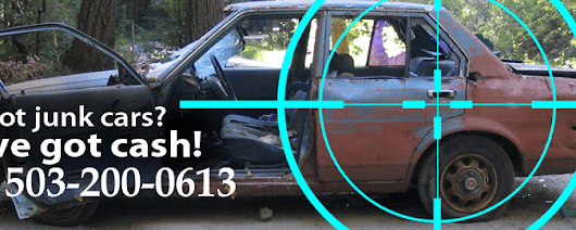 junk car removal portland oregon