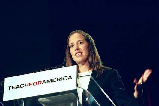 Wendy Kopp on Educating America - and the World | Innovation Hub | Great Minds, Great Conversations