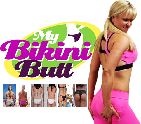 My Bikini Butt by Andrea Albright - My Bikini Butt Review