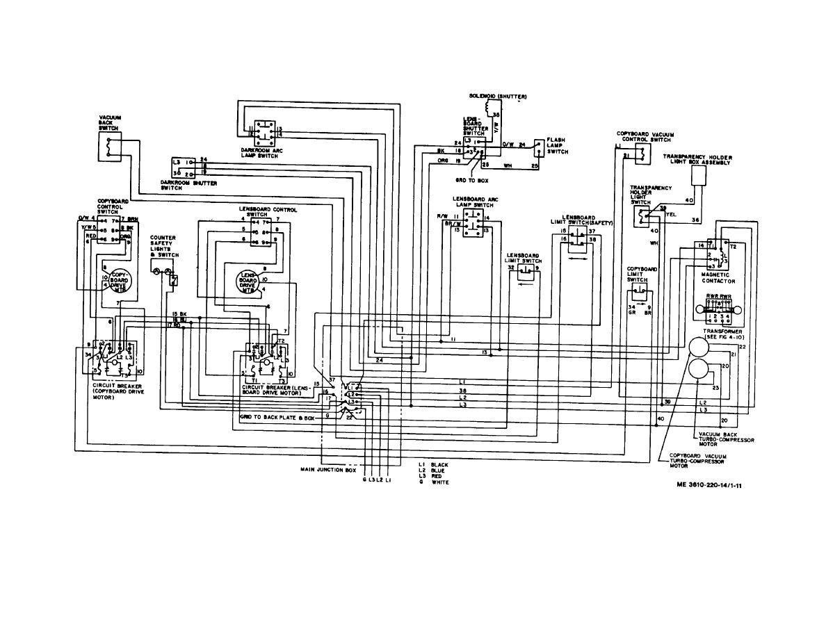 Camera Wiring Schematic