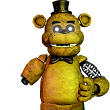 Image: Image - Ignited Golden Freddy.png | Smt64 and Friends Wikia ...