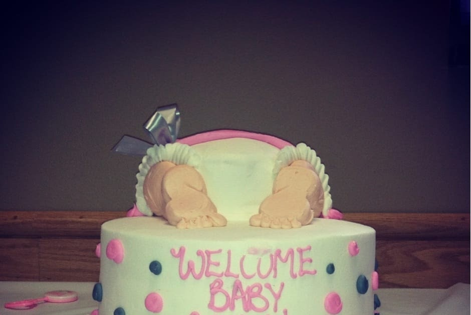 Baby Shower Cakes Bellevue Wa