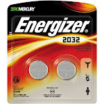 Energizer 3-Volt Lithium Battery - 2 pack