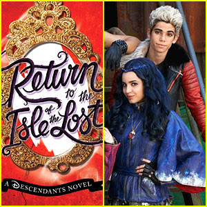 Sofia Carson & Cameron Boyce To Join Melissa de la Cruz as 'Descendants' Book Signing Next Week