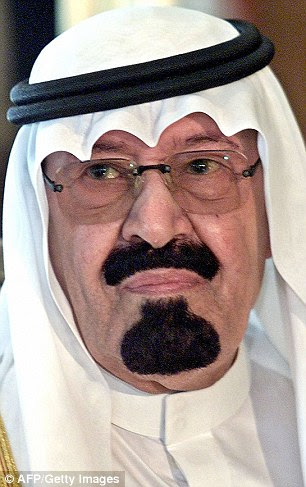 King Abdullah died last month after appointing a reformist police chief