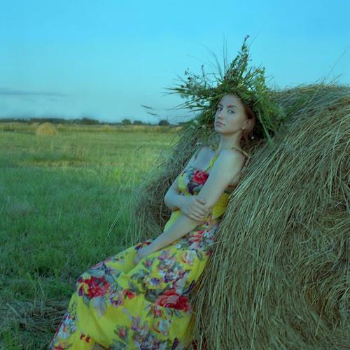 Summer girl by Zhanna_Minina