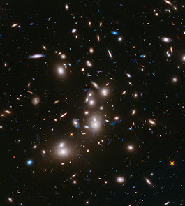 Galaxies grow bigger and puffier as they age: study