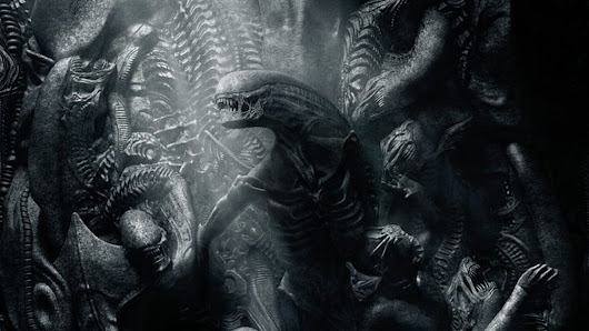 We Cannot Stop Looking At This ALIEN: COVENANT Poster