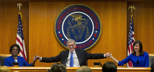The FCC has acted on net neutrality. Now it's Congress' turn