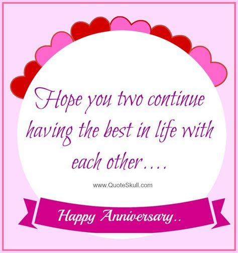 25  best ideas about Anniversary Wishes For Friends on