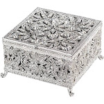 Olivia Riegel Silver Windsor Large Box