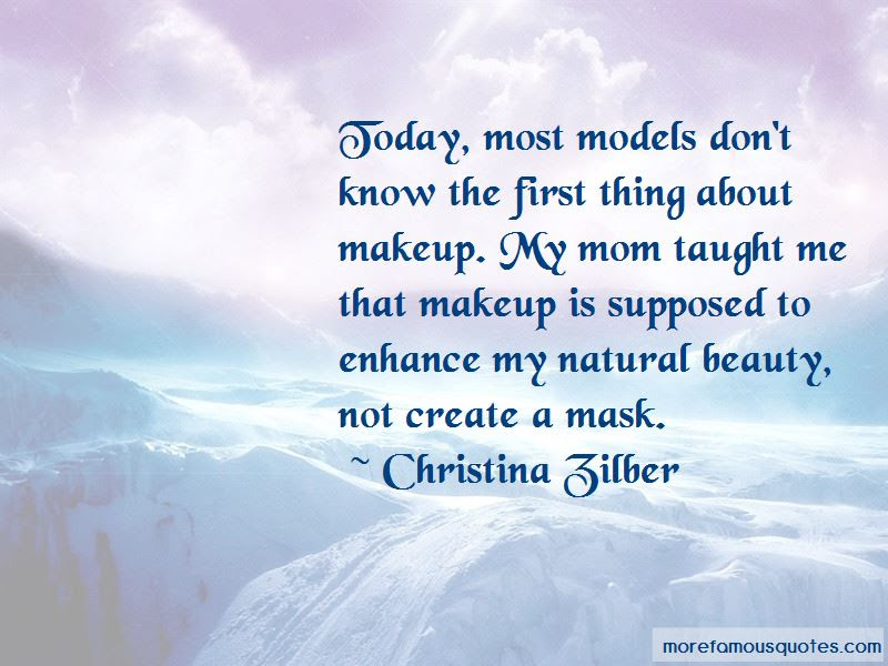 Beauty Is Not Makeup Quotes Top 11 Quotes About Beauty Is Not