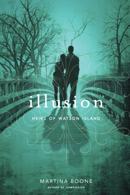 Guest Post & Giveaway: Illusion by Martina Boone