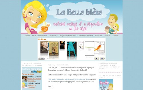 La Belle Mere - Confused Musings of a Stepmother on the Edge