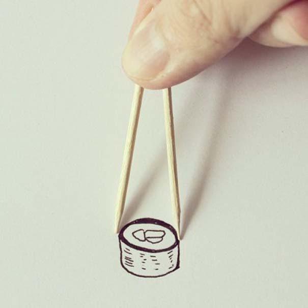 Δίνοντας ζωή σε καθημερινά αντικείμενα με ένα στυλό (35)