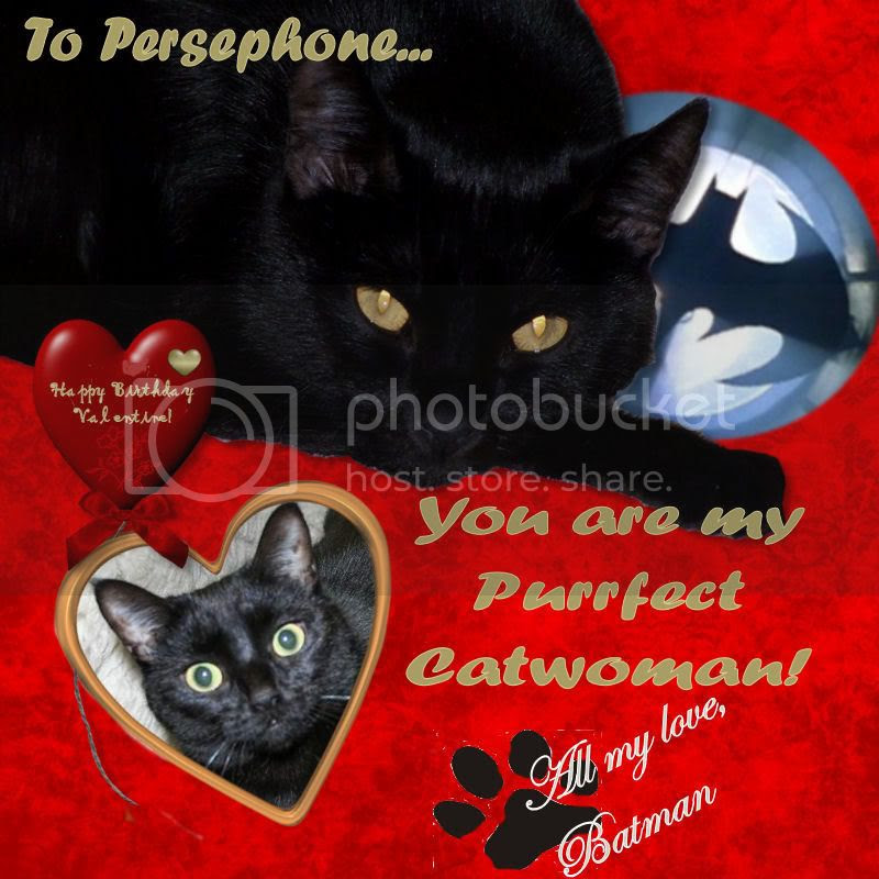 Batman's Valentine to Persephone