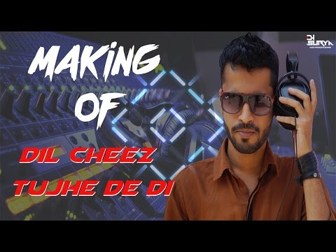 Making of Dil cheez tujhe de di